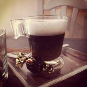 Un buen café, un buen estudio